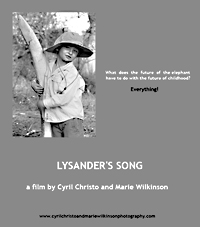 lysanderssong fiim News, Lectures & Screenings