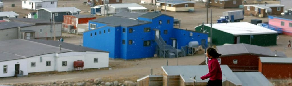 An Inuit youth voices his concerns for society - CHRISTO CONSERVATION BLOG